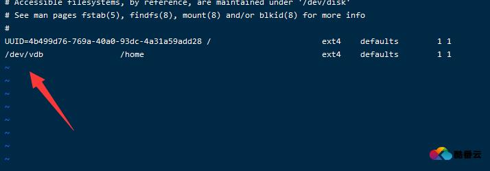Linux系统如何挂载磁盘?
