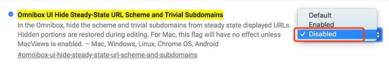 Chrome - 谷歌最新版www不显示怎么处理?