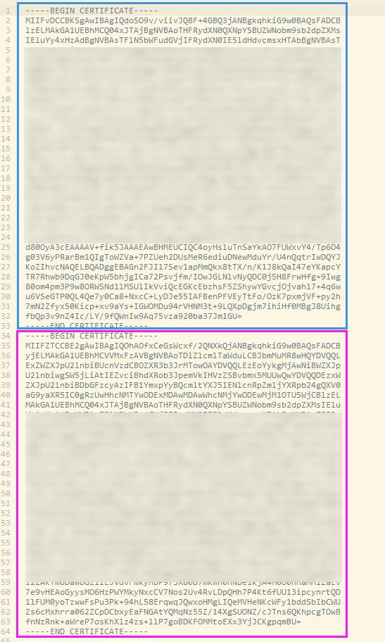 关于BT宝塔Liunx面板上部署SSL证书的教程